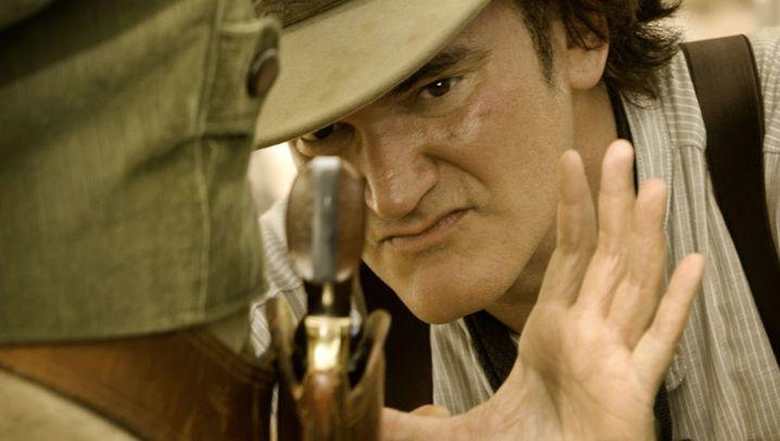 """Django Unchained"": Spaghetti-Western, leider etwas verkocht"