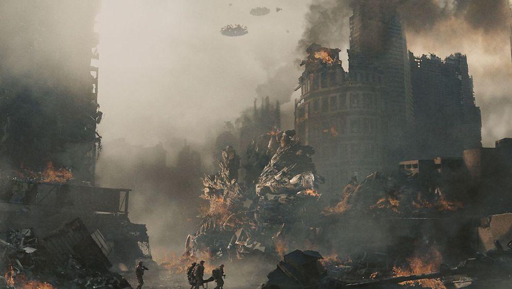 """""""World Invasion: Battle Los Angeles"""": Viel Alien um nichts"""