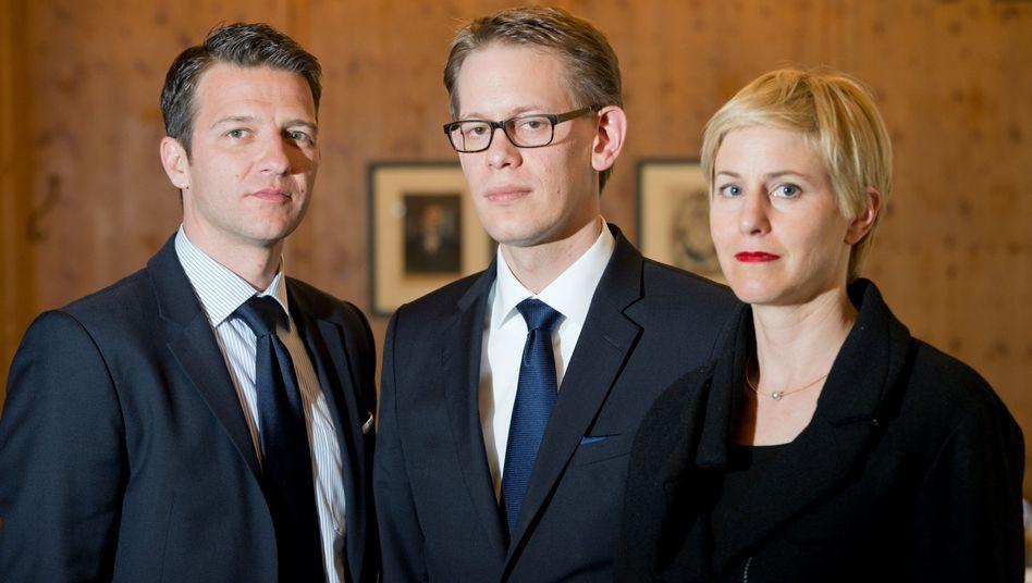 Anwälte Beate Zschäpe