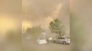 »Das ist ein verdammter Tornado«