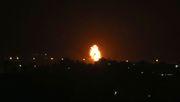 Israels Luftwaffe beschießt Ziele in Gaza