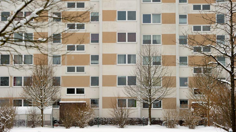 Wohnhochhaus in München: Erwachsene Kinder ohne eigenes Zimmer
