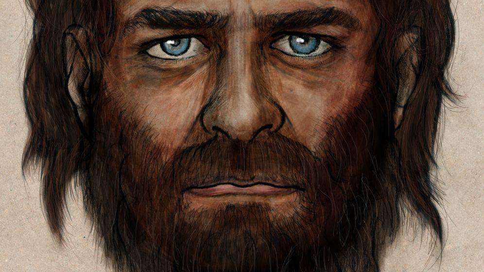 7000 Jahre altes Genom entziffert: Dunkle Mähne, blaue Augen