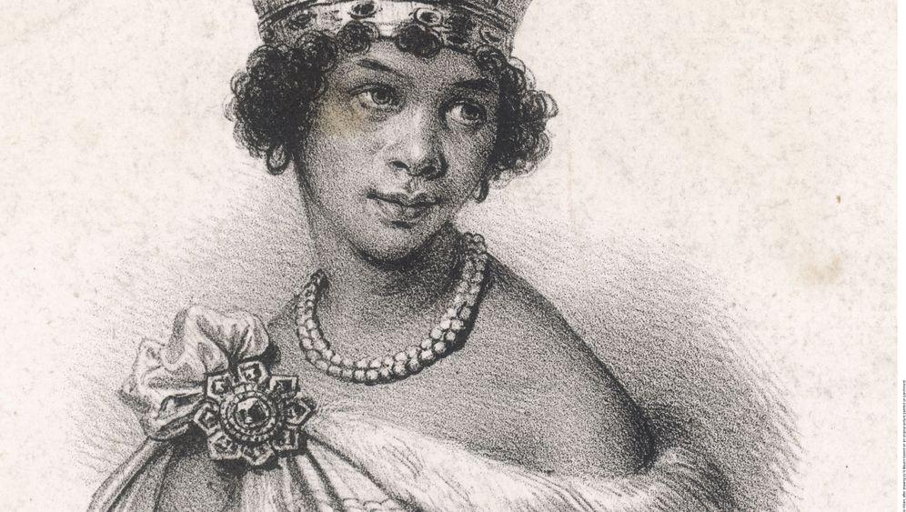 Königin Nzinga: Sklavenhändlerin als Namenspatin?