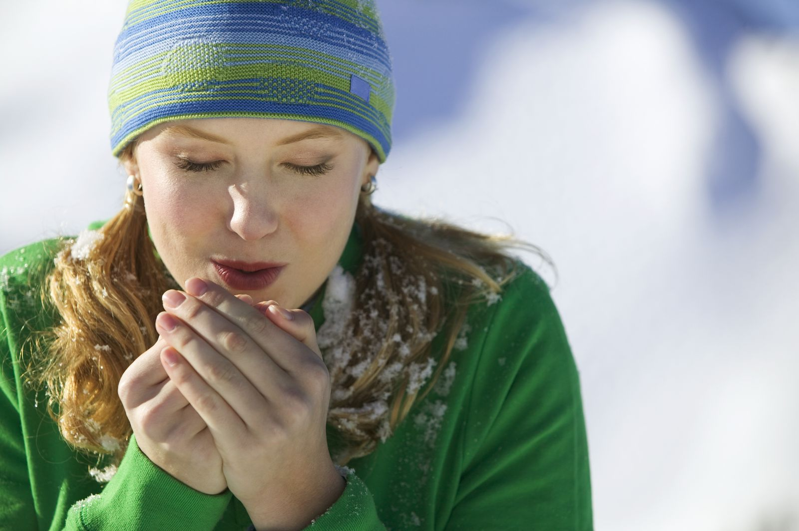 NICHT MEHR VERWENDEN! - Symbolbild Kälte / Kalte Hände / Kalte Finger / Frost / Frieren