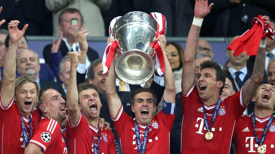 Champions-League-Sieger Bayern München: Künftig weiter im ZDF