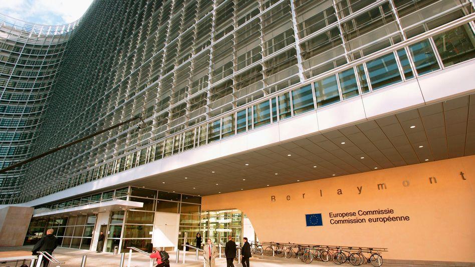 Gebäude der EU-Kommission: Vielleicht die letzte Einigungschance