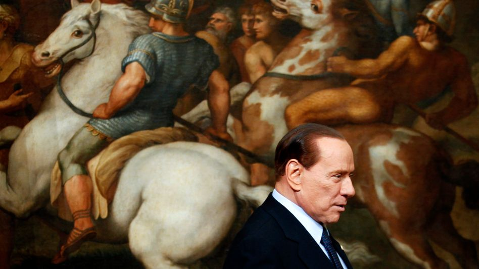 Silvio Berlusconi: Zittern vor dem Urteilsspruch