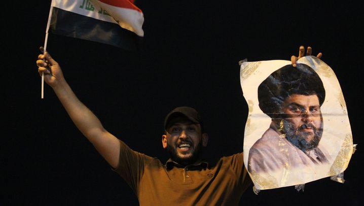 Parlamentswahl im Irak: Sadrs Sieg