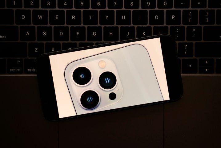 Die Kameras des neuen iPhone 13 sind diagonal angeordnet
