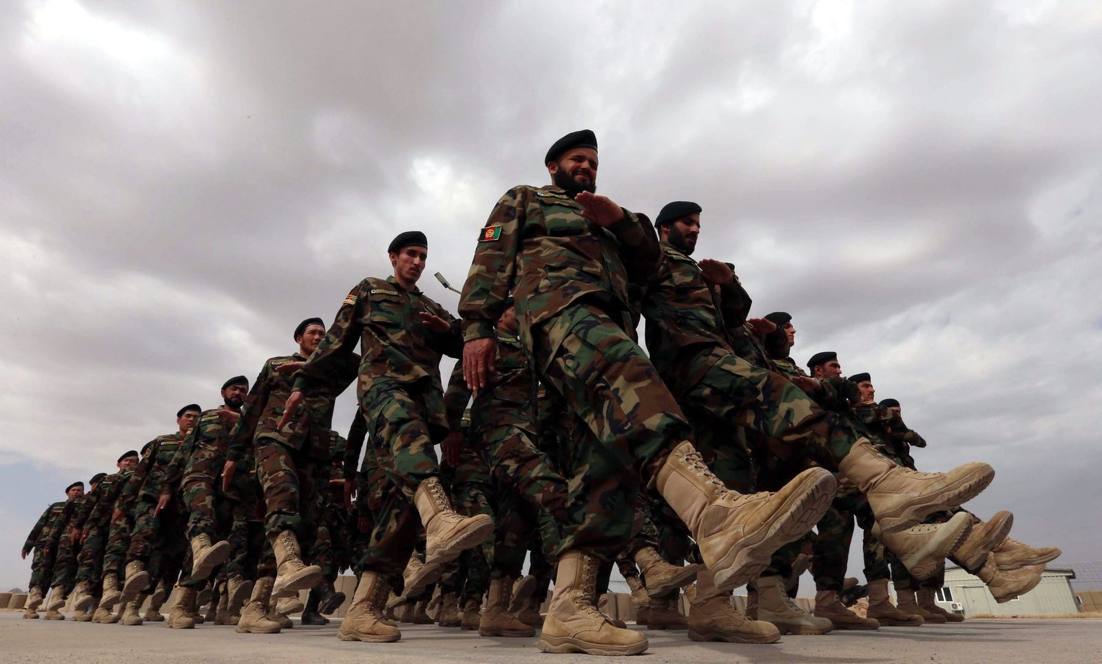 Afghanistan / Soldaten / Ausbildung