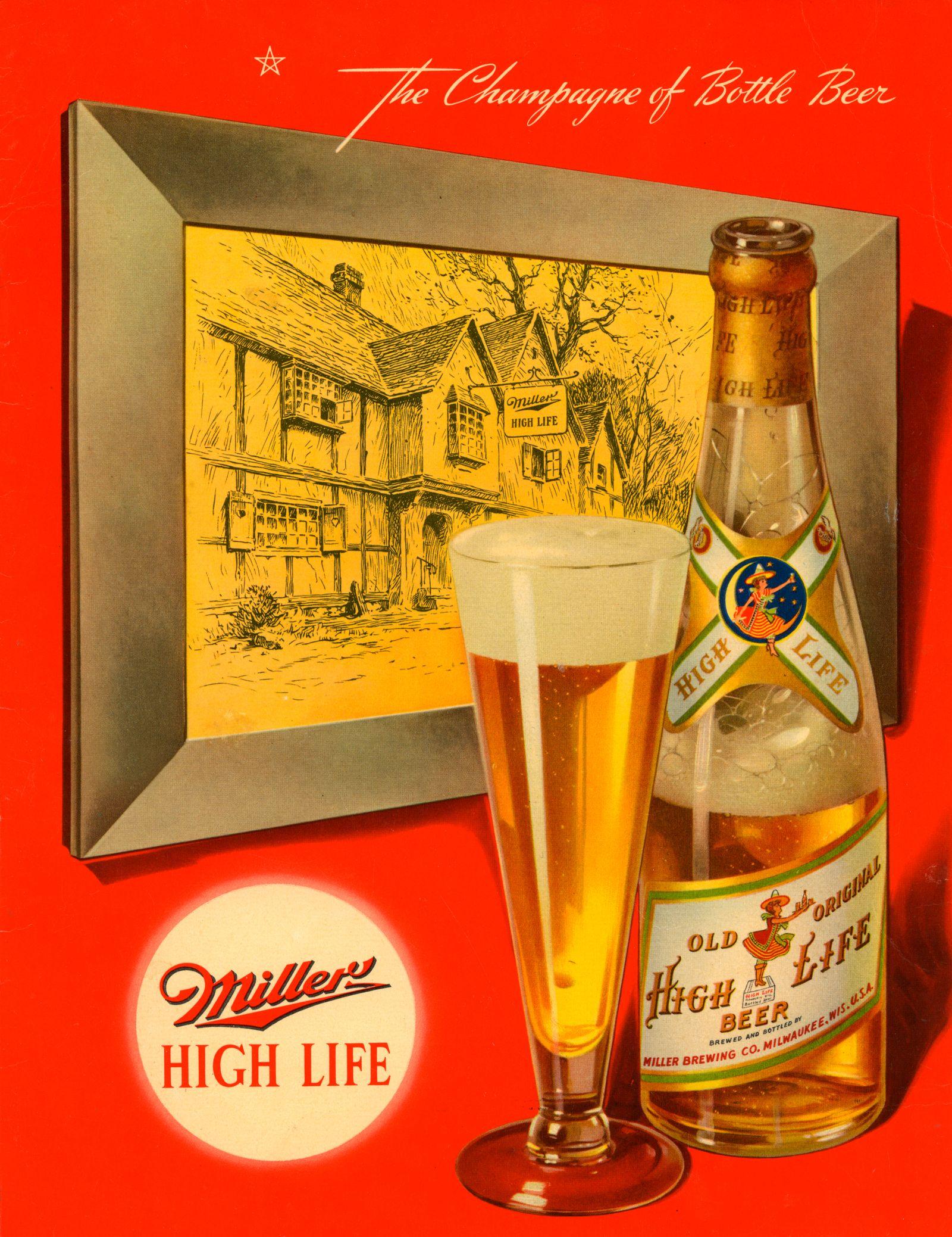 Sample-Kriege - Miller High Life