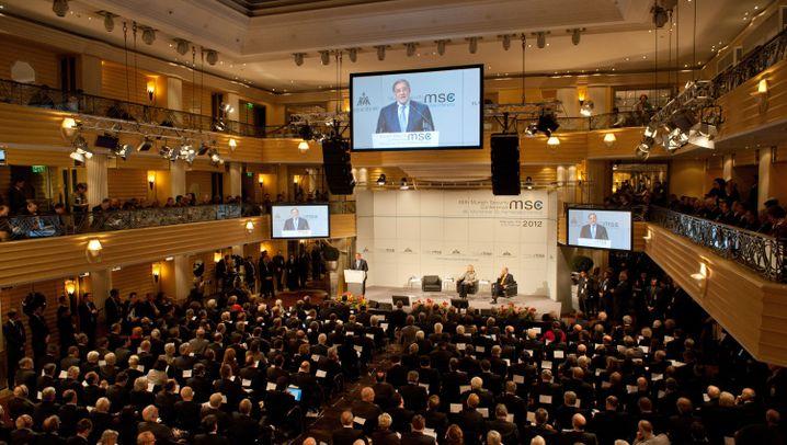 Münchner Sicherheitskonferenz: Gipfel der Mächtigen
