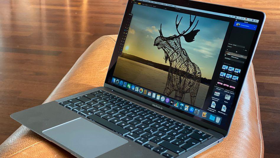 Das neue MacBook Air: Nicht billig, aber günstig