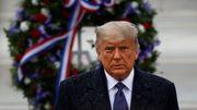 Trump spricht erstmals von Bidens Sieg – und fügt ein Aber an