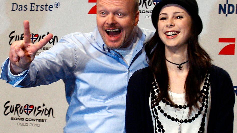 Eurovision im Fernsehen: Lena stürzt ARD ins Grand-Prix-Dilemma