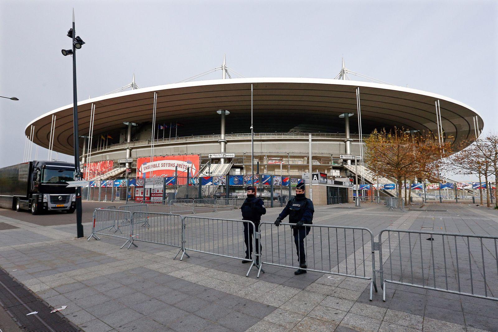 EM 2016 - Stade de France