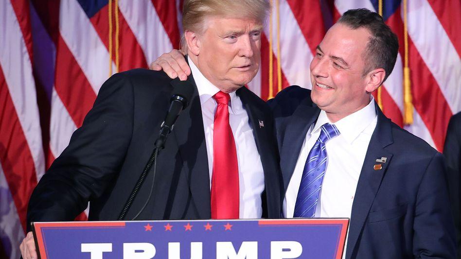 Trumps Weg in die Präsidentschaft: Es geht los