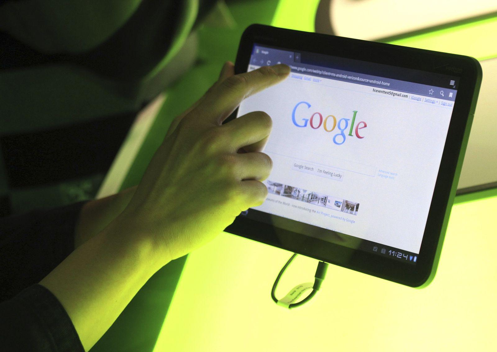 THEMEN Google / Android Betriebssystem