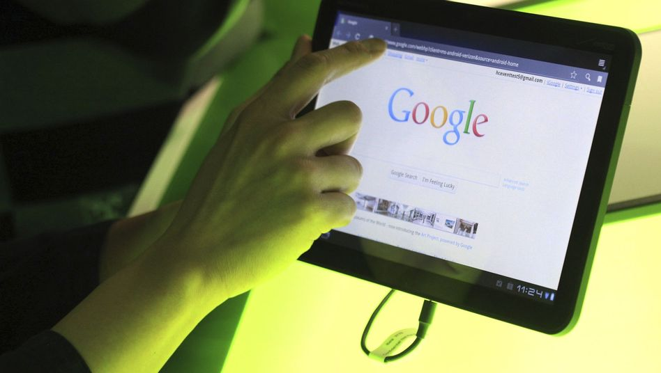 Berlin wants Google to pay for news aggregation.