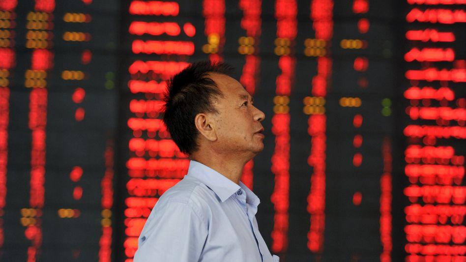 Händler in China: Strengere Regeln gegen den Absturz