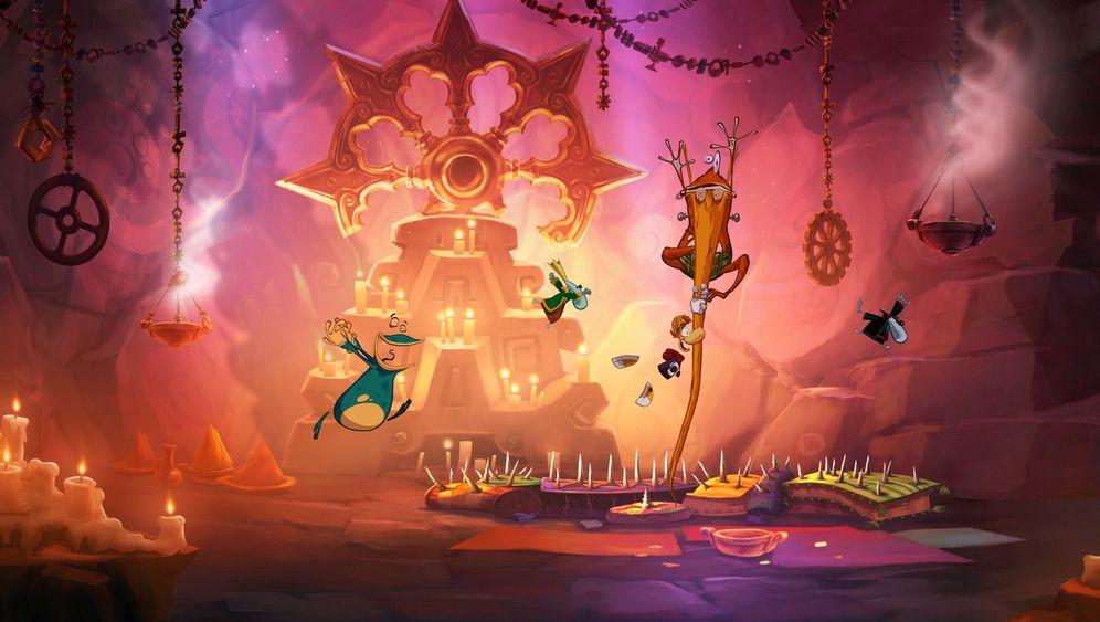 """Abenteuerspiel: """"Rayman"""" ist zurück"""