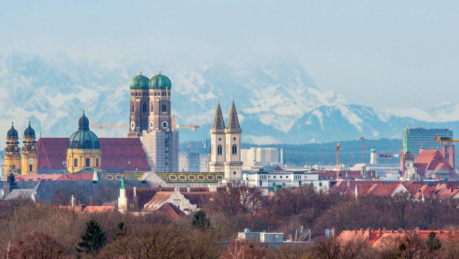 München vor bayerischen Alpen: Warum ist das Land so erfolgreich?