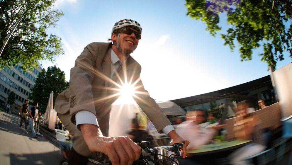 Bessere Infrastruktur, kreative Ideen: Wien will mehr Radfahrer