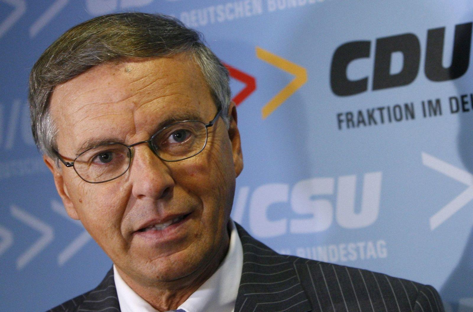 NICHT VERWENDEN Wolfgang Bosbach