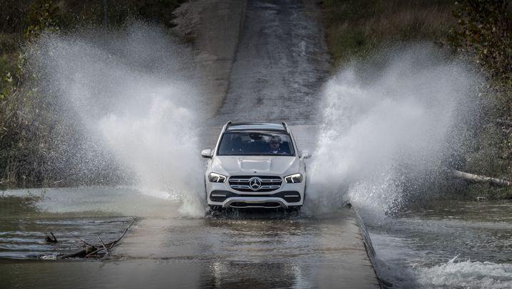 Autogramm Mercedes GLE: Luxusteil auf Abwegen