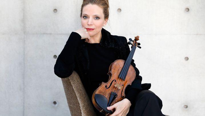 Violinen virtuos: Pietsch und Frang vereinen Gegensätze