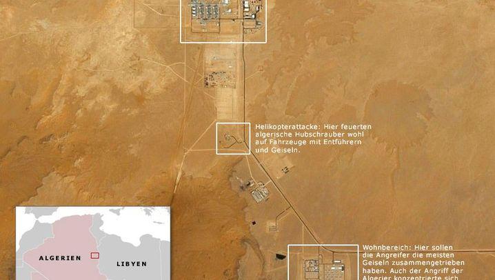 Ain Amenas: Geiseldrama in der Wüste