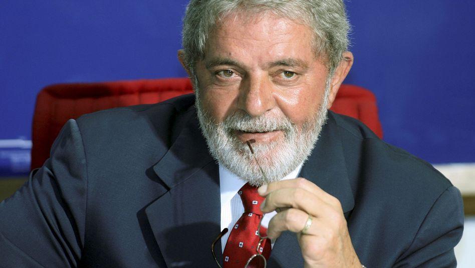 Luiz Inácio Lula da Silva: Brasiliens Präsident bis Ende 2010