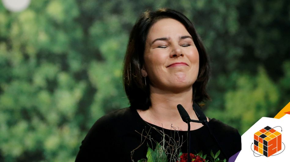 Grünenpolitikerin Baerbock: »Wir werden den Wahlkampf gemeinsam anführen«