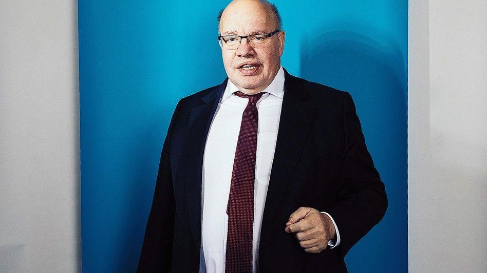 CDU-Politiker Altmaier: »Der Aufschwung bleibt ein zartes Pflänzchen«