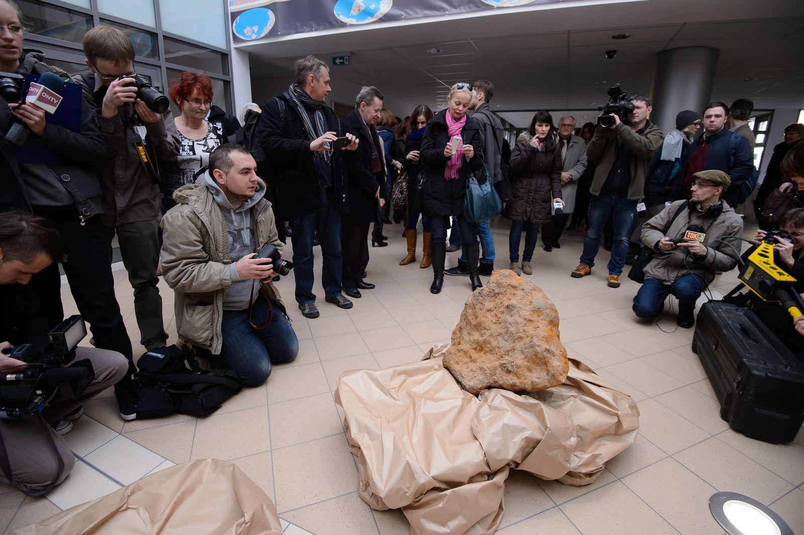Meteorit / Poznan