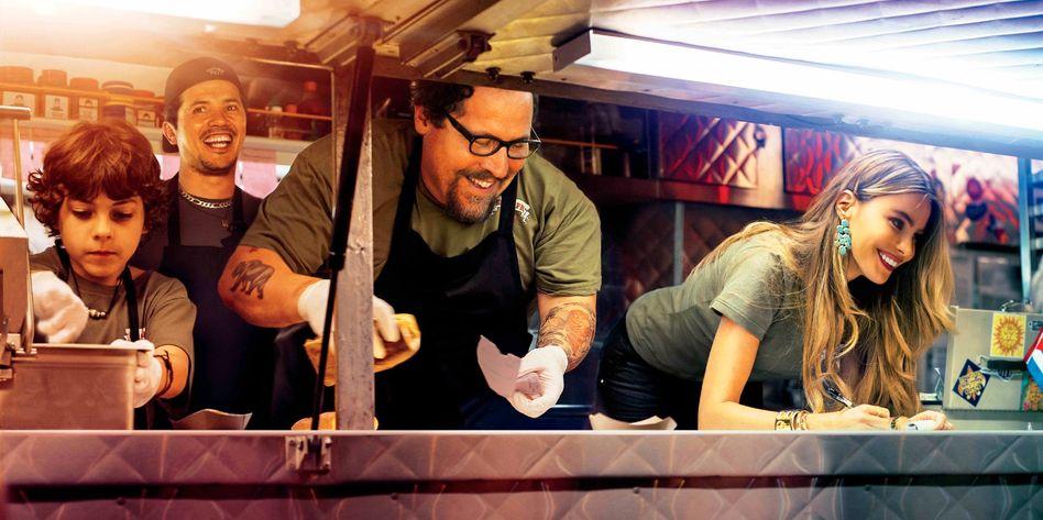 """Food-Movie """"Kiss the Cook"""": Auf die Hand undmitten ins Herz"""