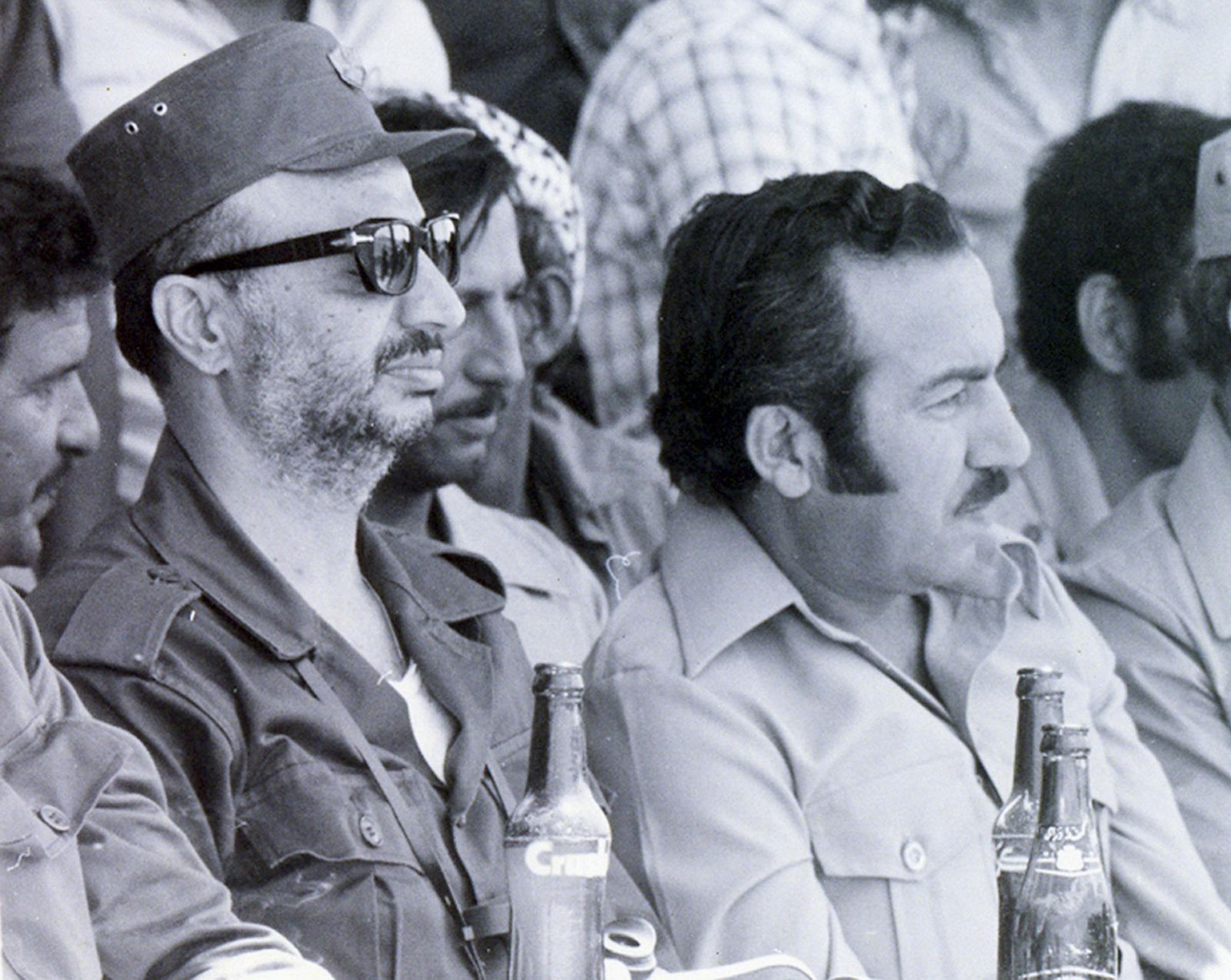 Jassir Arafat/Abu Dschihad