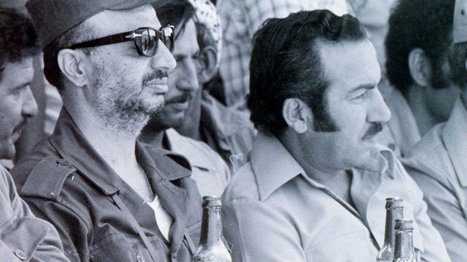 """PLO-Anführer Arafat und Abu Dschihad: """"Er war ein Todeskandidat"""""""