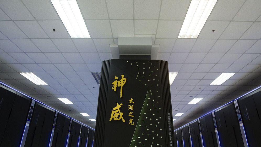 Ohne Chips aus den USA: Chinas Supercomputer Sunway TaihuLight