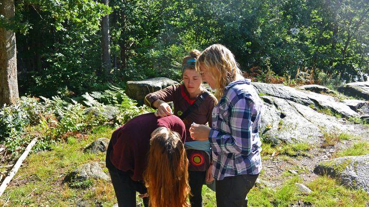 Uni-Exkursion: Eine Woche in der norwegischen Wildnis