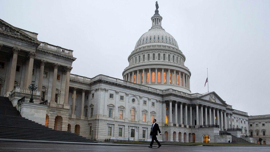 Kapitol in Washington: Übergangsfrist von sechs Monaten