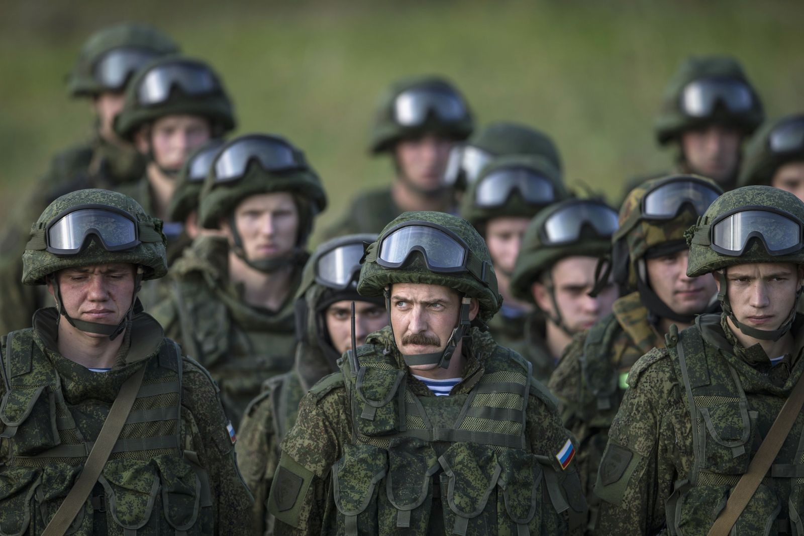 Russland/ Militär