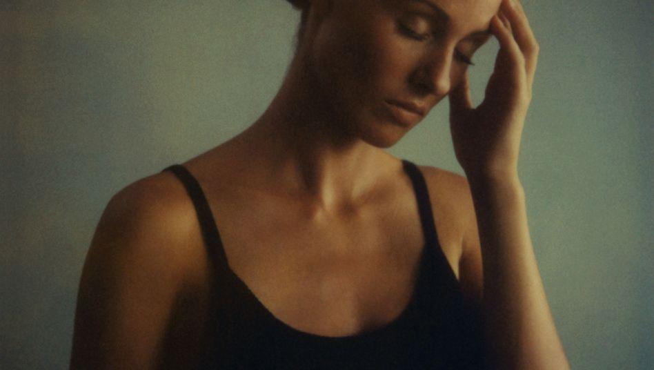 Pulsierende Schmerzen: Migräne tritt meist auf nur einer Seite des Kopfes auf