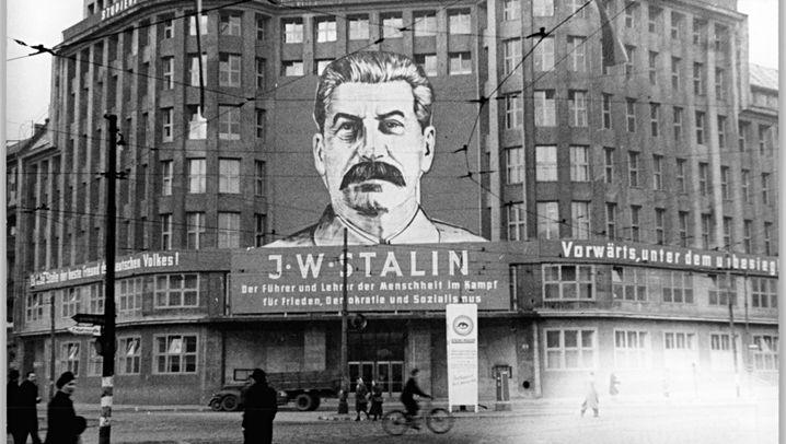 Widerstand in der DDR: Vier gegen Stalin