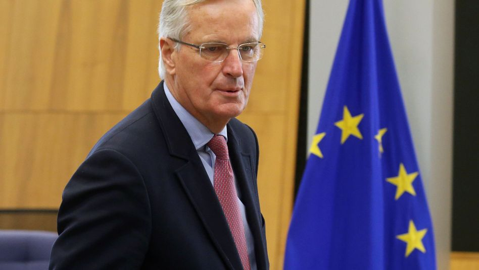 Michel Barnier (Archivbild)