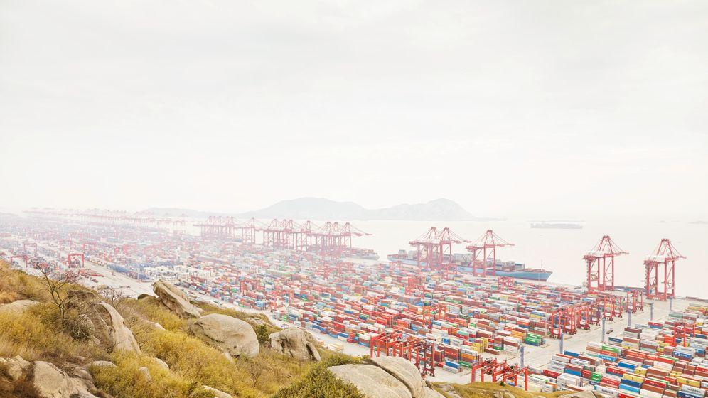 Globalisierung in Bildern: Häfen ohne Menschen