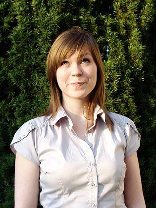 """Christina, 19, aus Bayern: """"Ich muss heulen - ich will nicht heulen"""""""