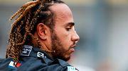 Hamilton klagt über Schwindel bei Siegerehrung