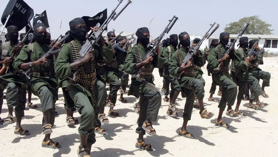 Shabaab-Kämpfer (Archivbild)
